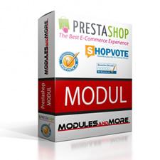 Bewertungsmodul PrestaShop